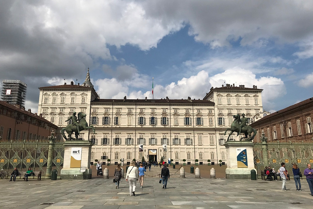 王宮 Torino トリノ