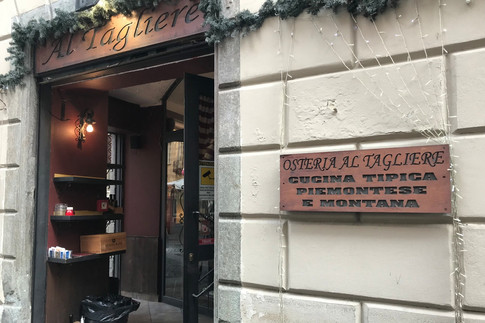Osteria al Tagliere オステリア アル タリエーレ
