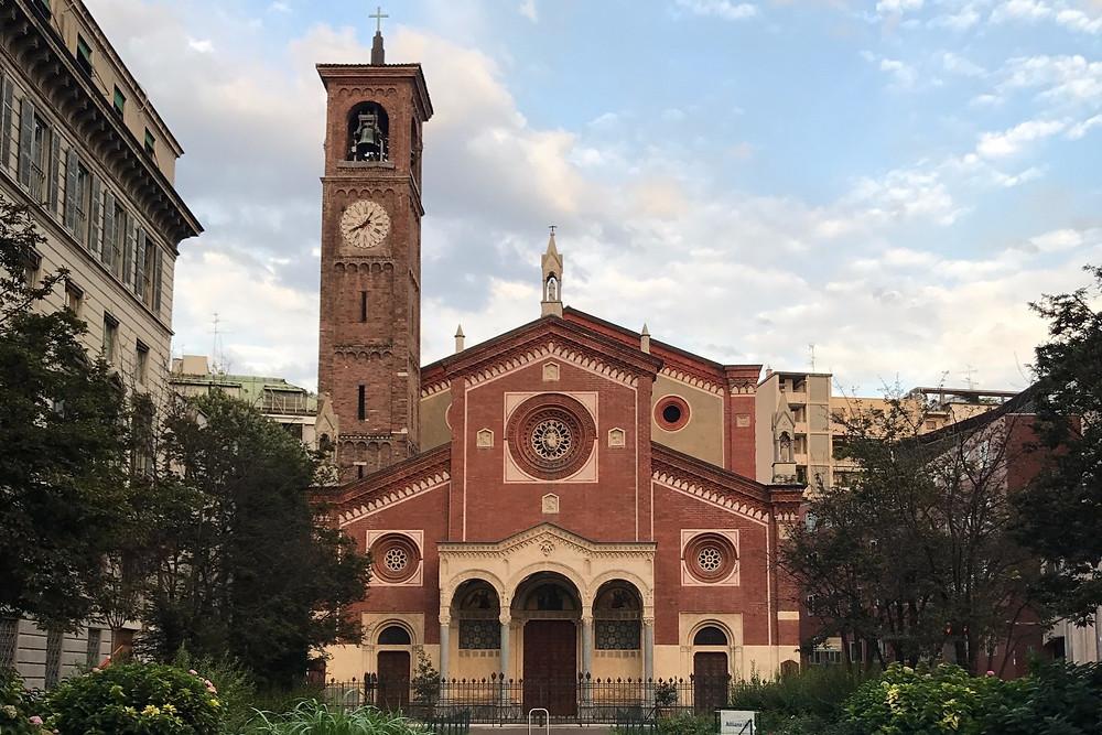 教会|Milano ミラノ