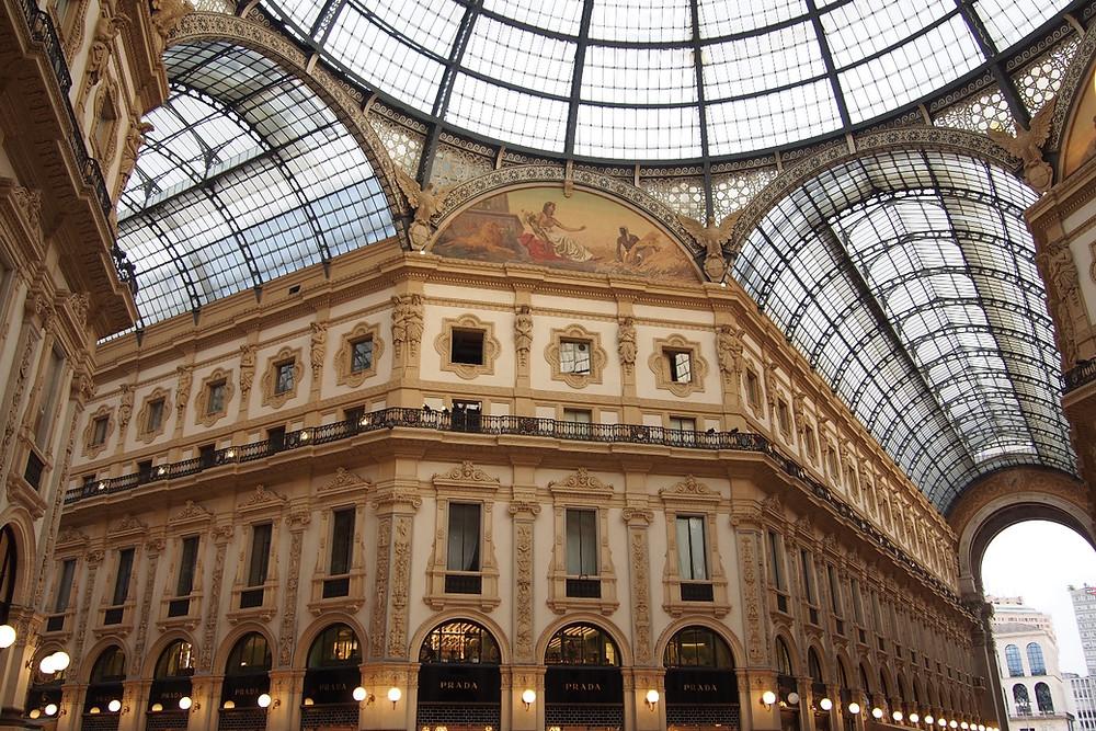 ガッレリア|Milano ミラノ