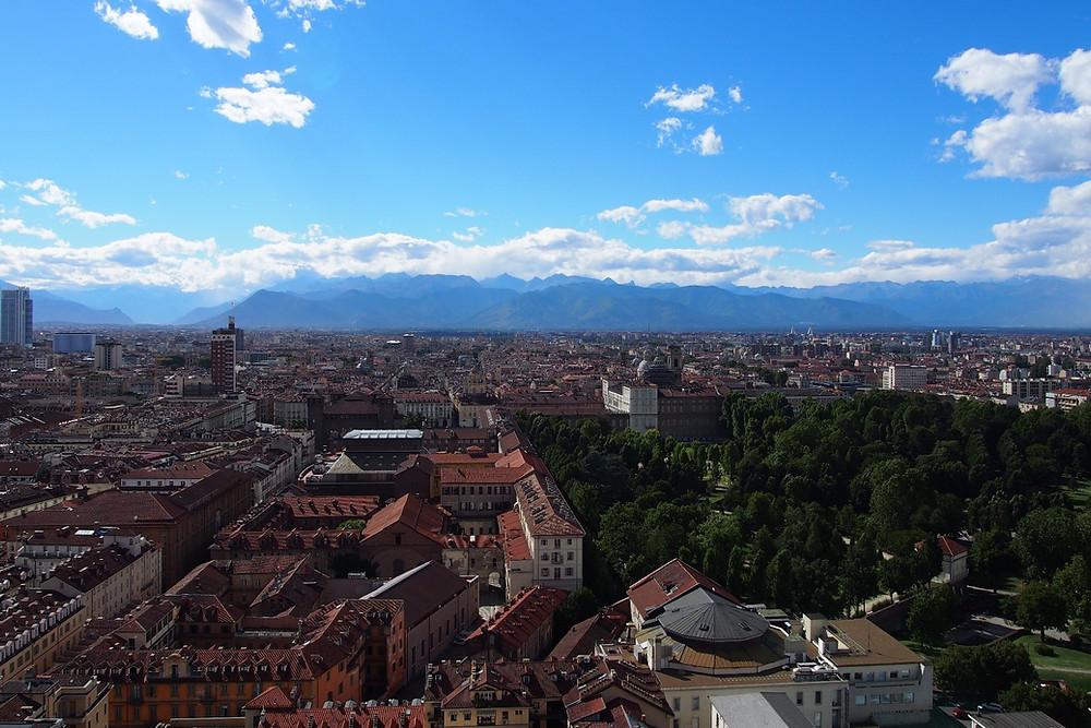 トリノの街並み Torino トリノ