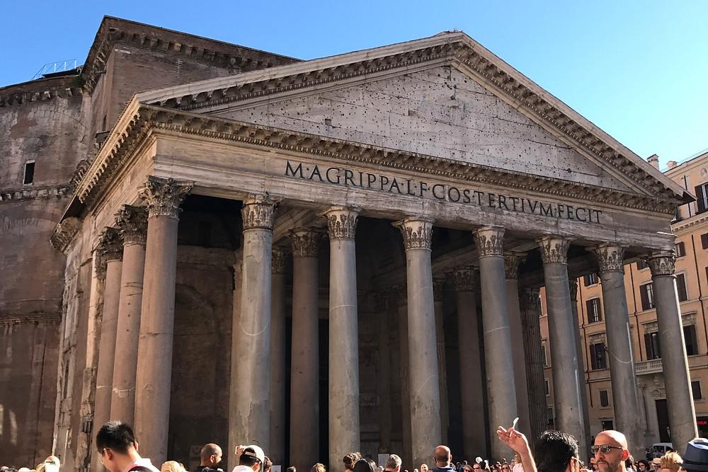 パンテオン Roma ローマ