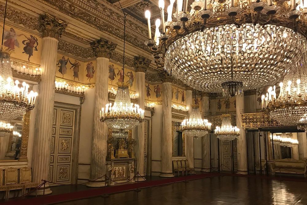 王宮内 Torino トリノ