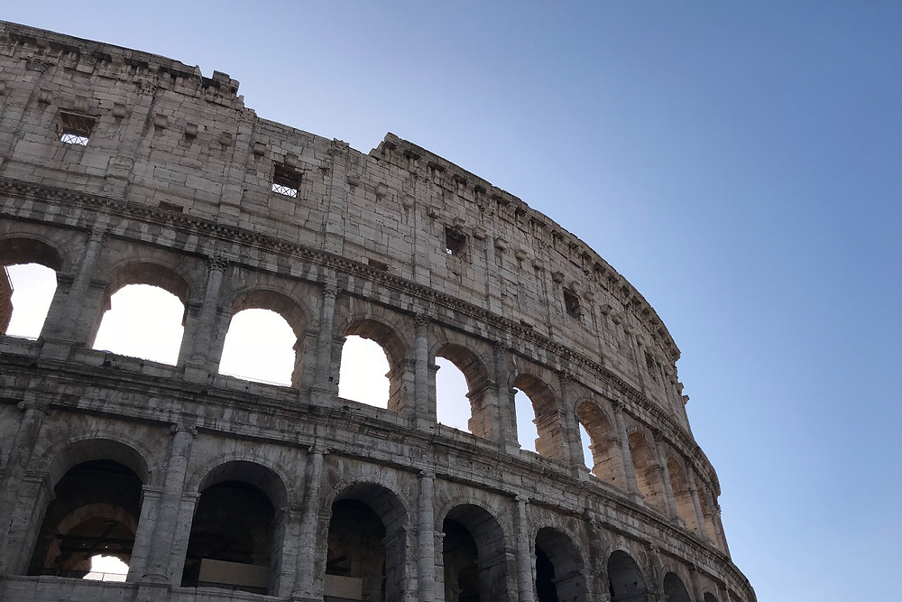 コロッセオ Roma ローマ