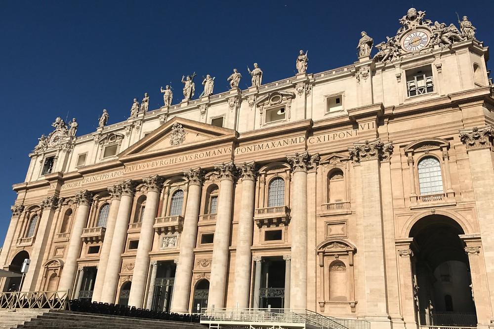 サン・ピエトロ大聖堂 Roma ローマ