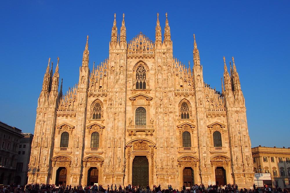 ドゥオーモ|Milano ミラノ