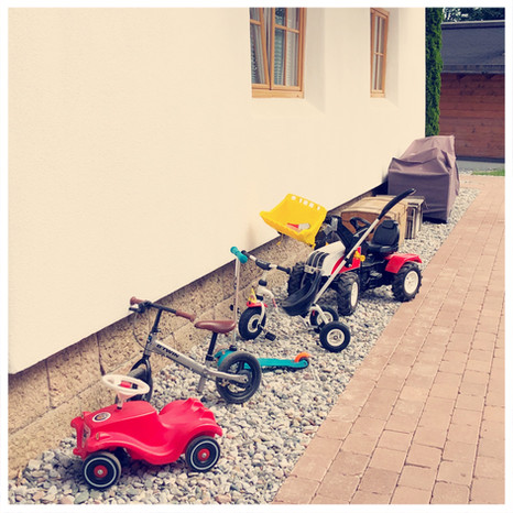 Dorfchalets Fuhrpark