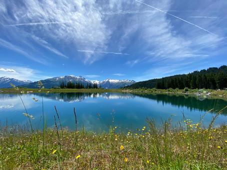 Plettsaukopfsee - Infinity-Lake mit Traumblick