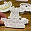 Thumbnail: The Fluffle House Sticker - Purple