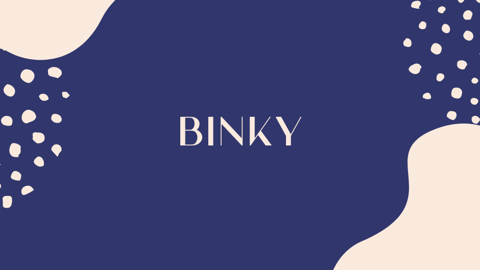 Binky Donation Level