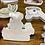 Thumbnail: The Fluffle House Sticker - Peach