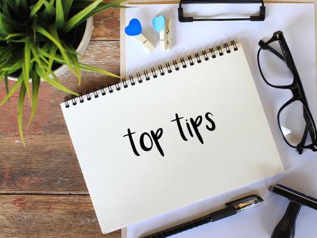 Top 10 PR Tips