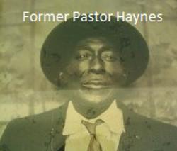 Rev. Booker T. Haynes Sr.