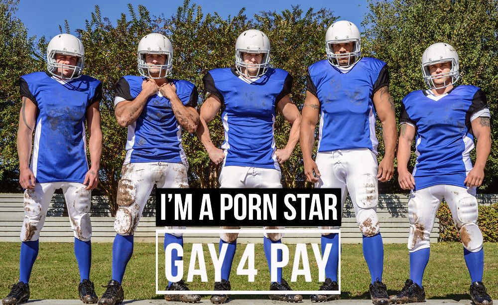 I'm a Porn Star Gay for Pay 13