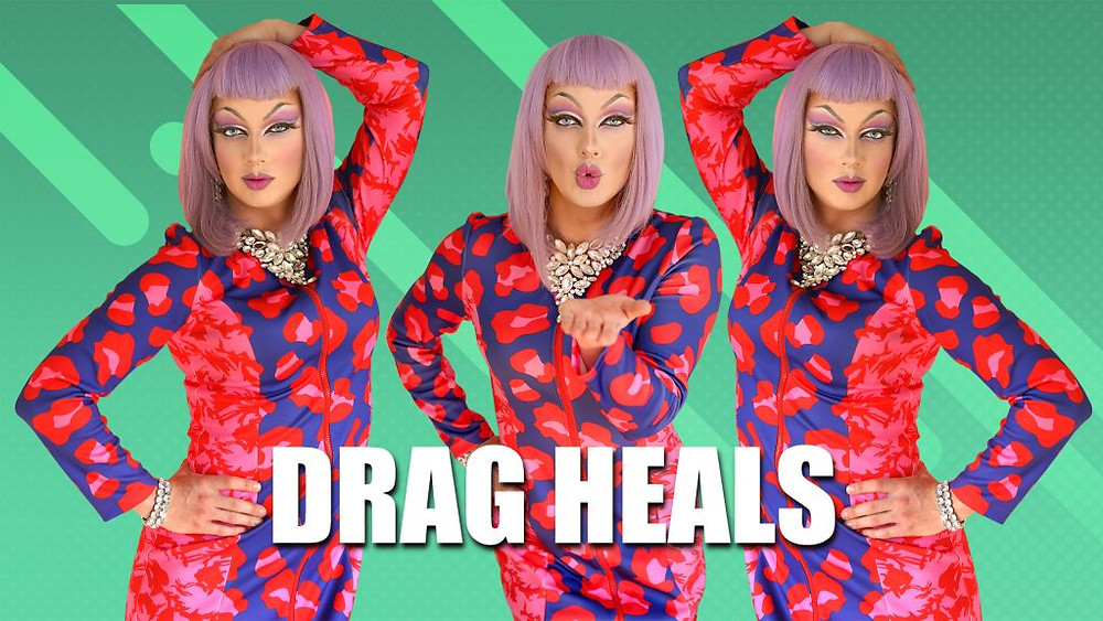 Drag Heals season 2 is looking for cast!