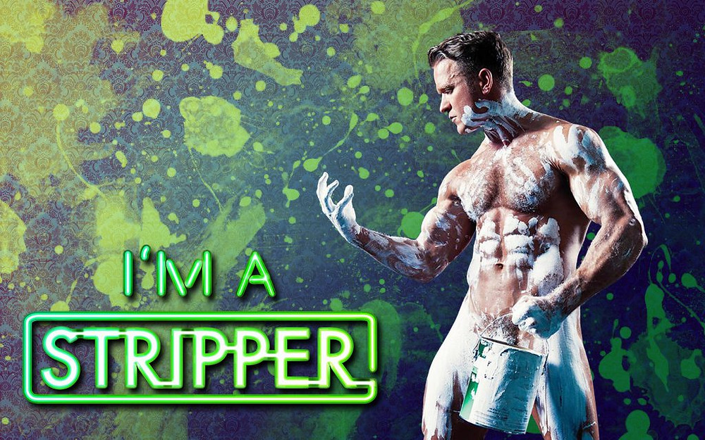 male stripper - I'M A STRIPPER 5 Brent Ray Fraser