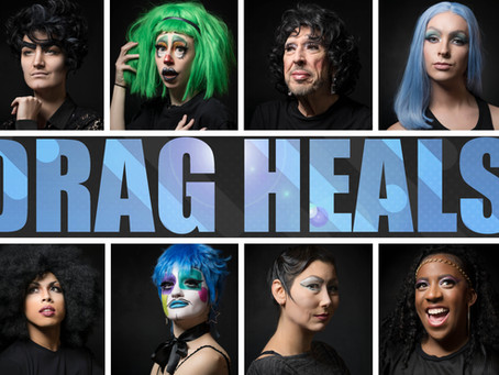 DRAG HEALS season 2 premieres on Friday, October 2nd