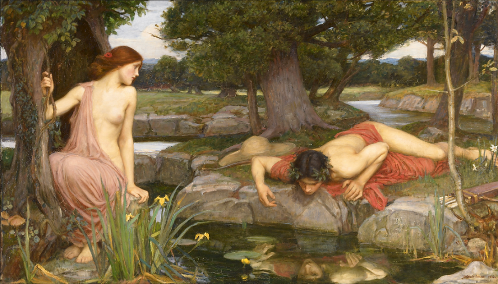 Shadowlands TV series inspiration for episode 1 Narcissus