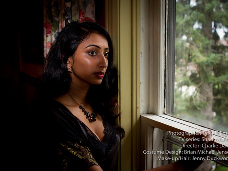 Natasha Balakrishnan in Shadowlands anthology
