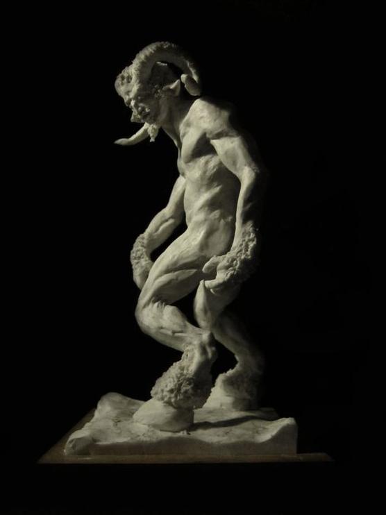 The Greek god Pan represented in Shadowlands TV series episode 2 Mating Season in the character of Daniel (Vasilios Filippakis)