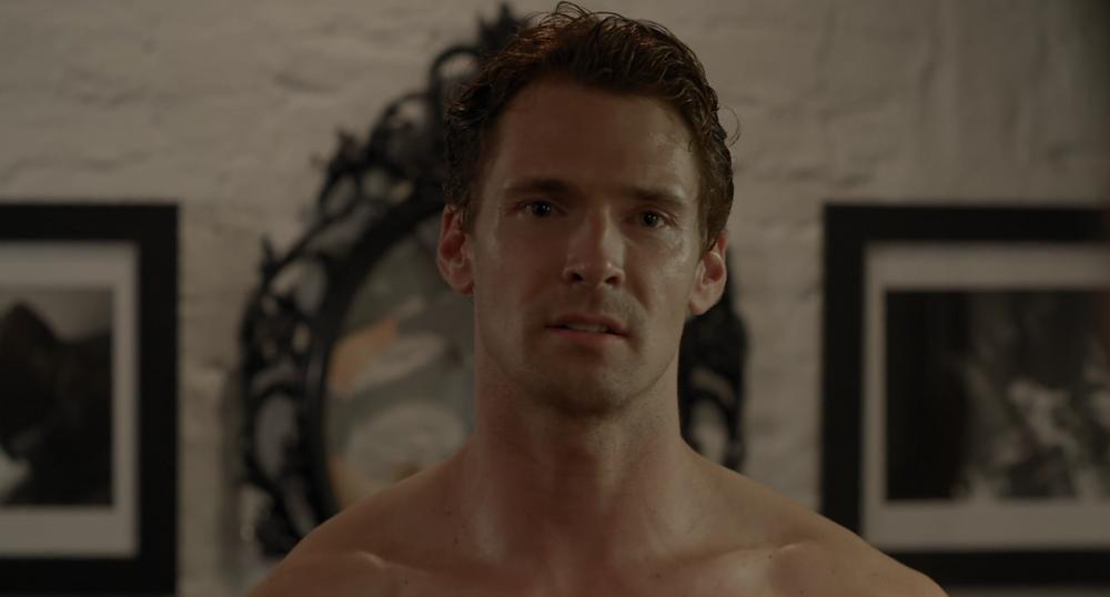 Shadowlands 'Narcissus' starring Sean C. Dwyer as Alex.