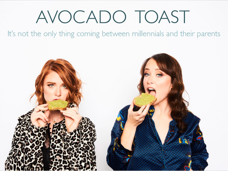 AVOCADO TOAST THE SERIES is set to make its official world premiere May 18th, 2020