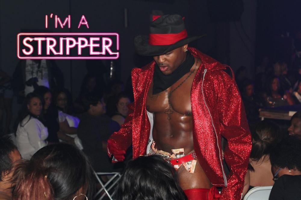 male stripper - I'M A STRIPPER 4 AMW show