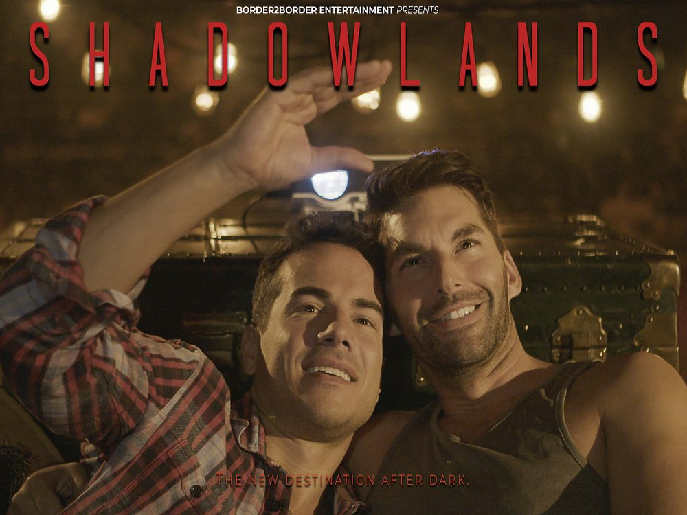 Marc Devigne and Charlie David in Shadowlands