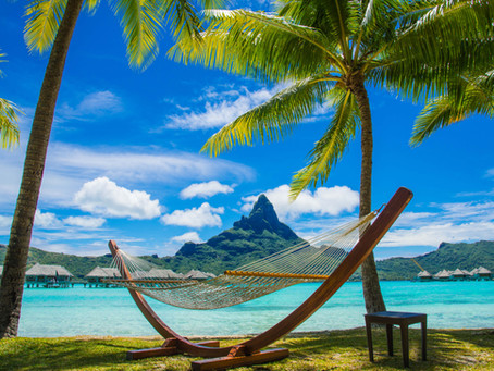 PARADISE IN FRENCH POLYNESIA