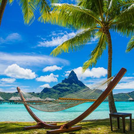 PARADISE IN FRENCH POLYNESIA