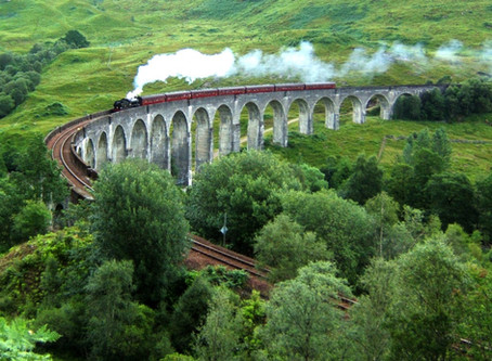 HARRY POTTER INSPIRED VACATION