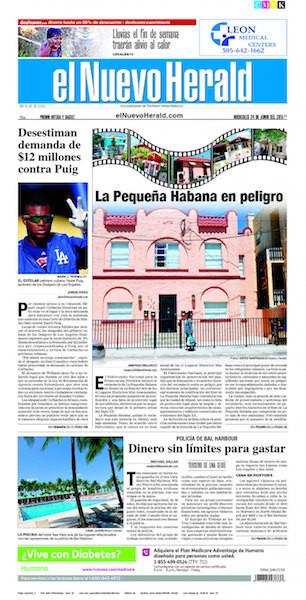 El Nuevo Herald, 6-24