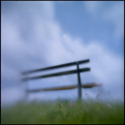 bench+and+sky