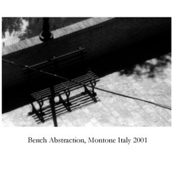 bench+abstraction+montone