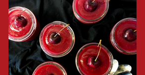 Cherry Applesauce