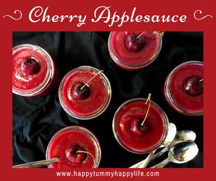 Cherry Applesauce