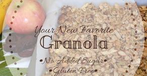 Actually Healthy Granola