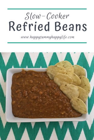Slow-Cooker Refried Beans