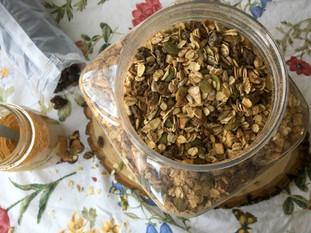 Cinnamon Raisin Muesli