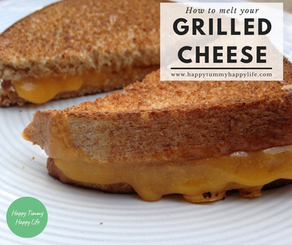 How to Melt Your Grilled Cheese