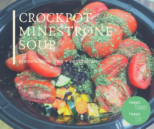 Crockpot Minestrone Soup