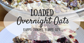 Loaded Overnight Oats