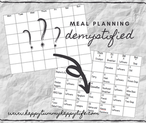 Meal Planning Demystified