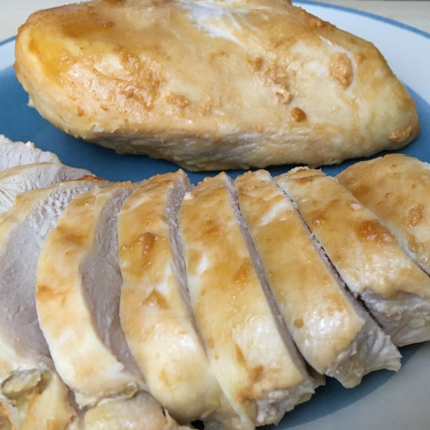 chicken, quick and easy, one pan, gluten free, dairy free, sodium free, sides, dinner, lunch