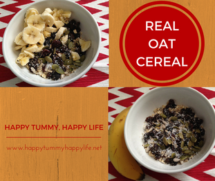Real Oat Cereal