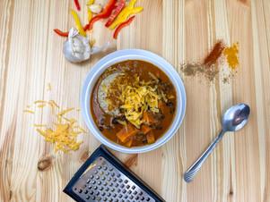 Instant Pot Veggie Chili