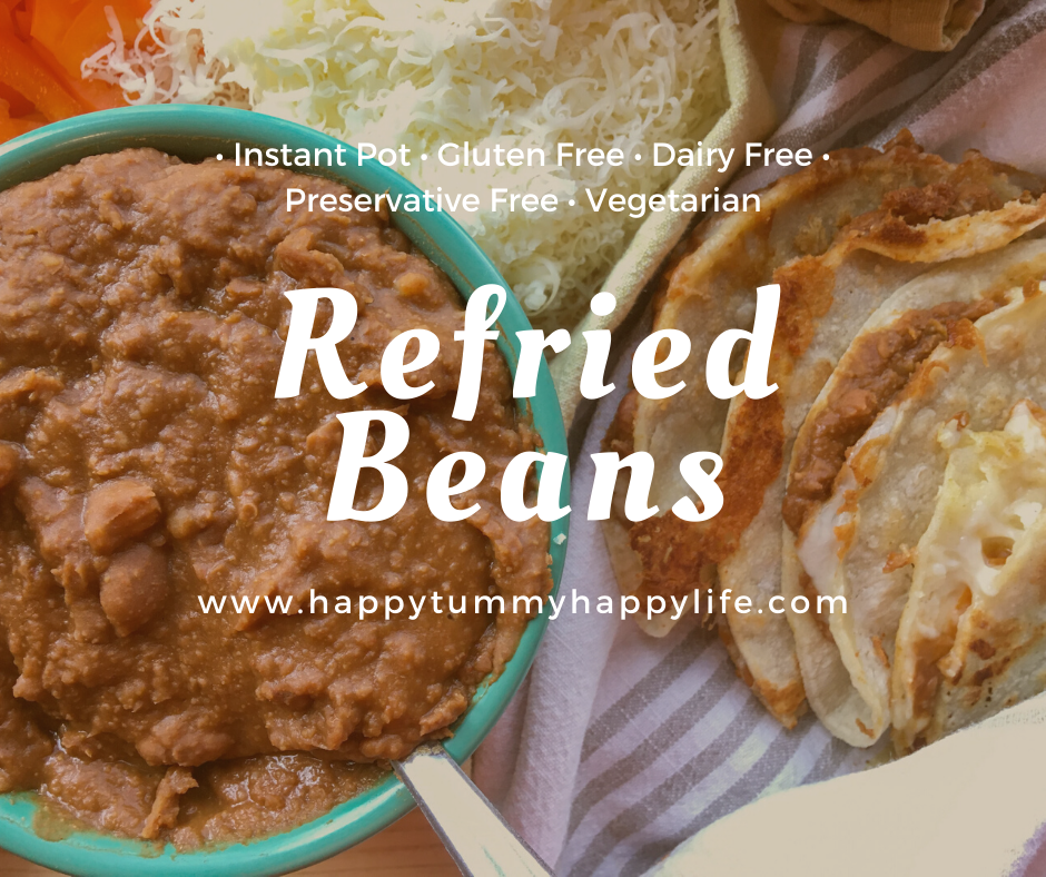 Refried beans, Beans, Pinto Beans, Quesadilla, Cheese, Instant Pot Recipes, Bell Peppers, Dairy Free Recipes, Gluten Free Recipes, Fat Free Recipes, Preservative Free Recipes, Easy Recipes, Healthy Food