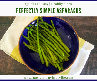 Perfectly Simple Asparagus