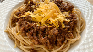 Not Your Mother's Meat Sauce