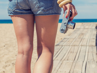 Dare to show off your legs this Summer!